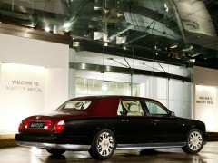 Bentley Arnage Limousine pic
