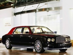 bentley arnage limousine pic #9800