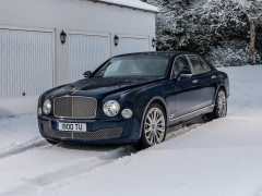 bentley mulsanne pic #98178