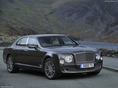 bentley mulsanne pic #98179