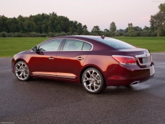 buick lacrosse gl pic #86475