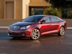 buick lacrosse gl pic #86476