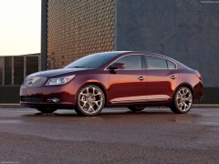 buick lacrosse gl pic #86477