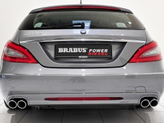 brabus cls shooting brake power diesel pic #119611