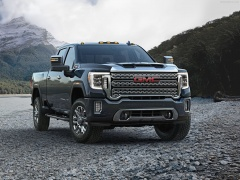 GMC Sierra HD pic