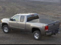 gmc sierra extended cab pic #41406