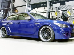 hamann bmw widebody m5 e60 edition race pic #30586