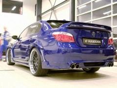 hamann bmw widebody m5 e60 edition race pic #30587