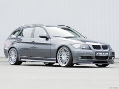 hamann bmw 3 series touring (e91) pic #59543