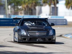 cadillac cts-v coupe race car pic #113207