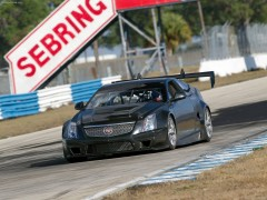 cadillac cts-v coupe race car pic #113208