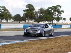 cadillac cts-v coupe race car pic #113209