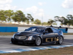 cadillac cts-v coupe race car pic #113214