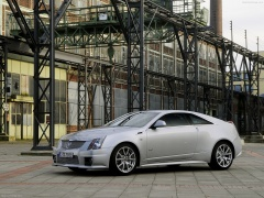 cadillac cts-v coupe pic #113280