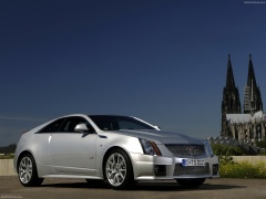 cadillac cts-v coupe pic #113282