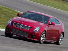 cadillac cts-v coupe pic #113283
