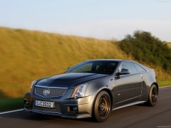 cadillac cts-v coupe pic #113284