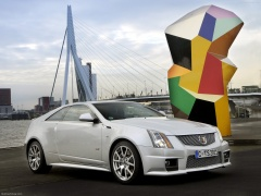 cadillac cts-v coupe pic #113288