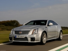 cadillac cts-v coupe pic #113289