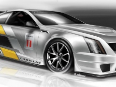 cadillac cts-v racing coupe pic #127650