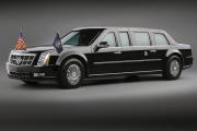 DTS Presidential Limousine