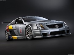 Cadillac CTS-V Coupe Race Car pic