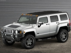 Hummer H3 Open Top pic