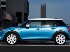 mini cooper 5-door pic #127497