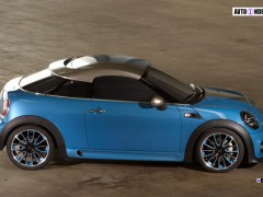 Mini Coupe Concept pic