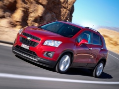 chevrolet tracker pic #100337
