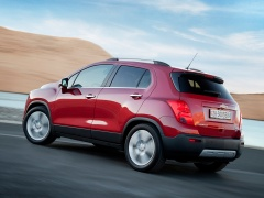 chevrolet tracker pic #100338
