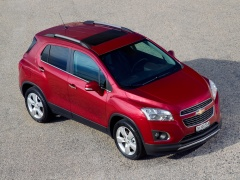 chevrolet tracker pic #100339