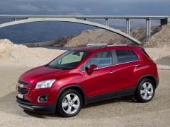 chevrolet tracker pic #100340