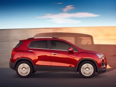 chevrolet tracker pic #100342