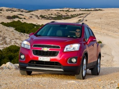 chevrolet tracker pic #100343