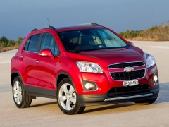 chevrolet tracker pic #100344