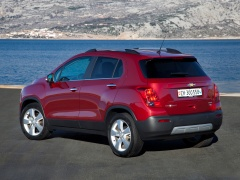 chevrolet tracker pic #100346