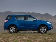 chevrolet trailblazer pic #100820