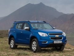 chevrolet trailblazer pic #100822