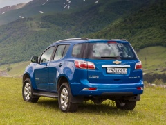 chevrolet trailblazer pic #100823