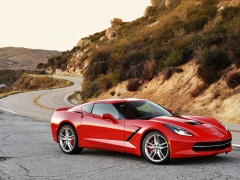 chevrolet corvette pic #103754