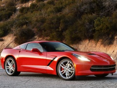 chevrolet corvette pic #103839