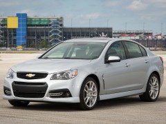 chevrolet ss pic #106891