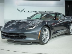 Chevrolet Corvette Stingray pic