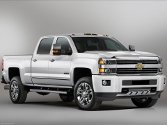 chevrolet silverado high country hd pic #115519