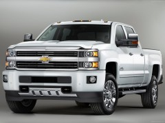 Chevrolet Silverado High Country HD pic