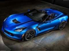 Chevrolet Corvette Z06 Convertible pic