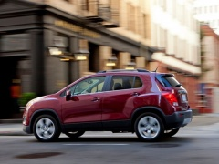 chevrolet tracker pic #128285