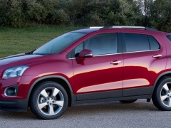chevrolet tracker pic #128286