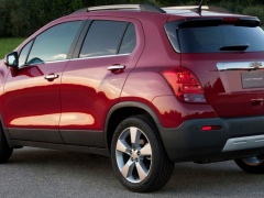 chevrolet tracker pic #128288